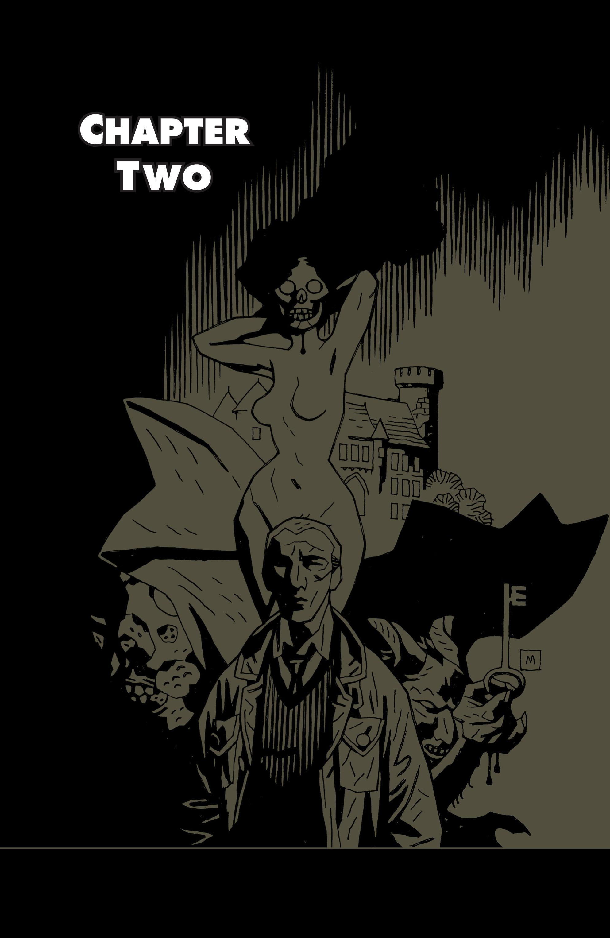 Read online B.P.R.D. (2003) comic -  Issue # TPB 13 - 33