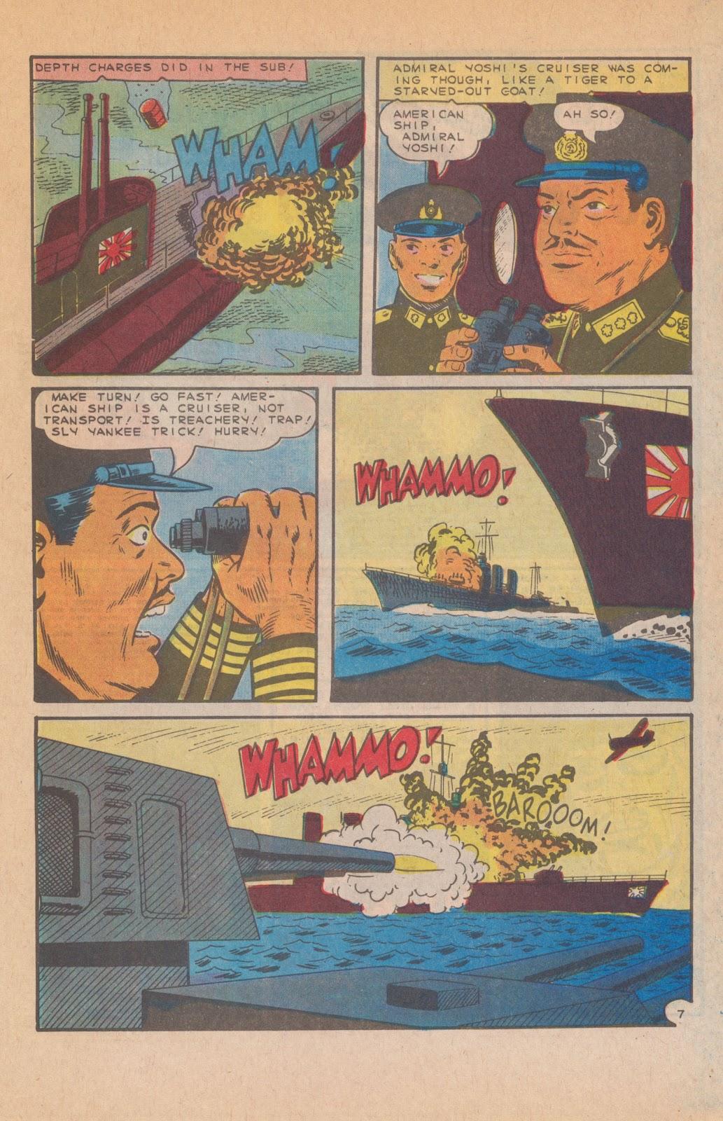 Read online Fightin' Navy comic -  Issue #132 - 31