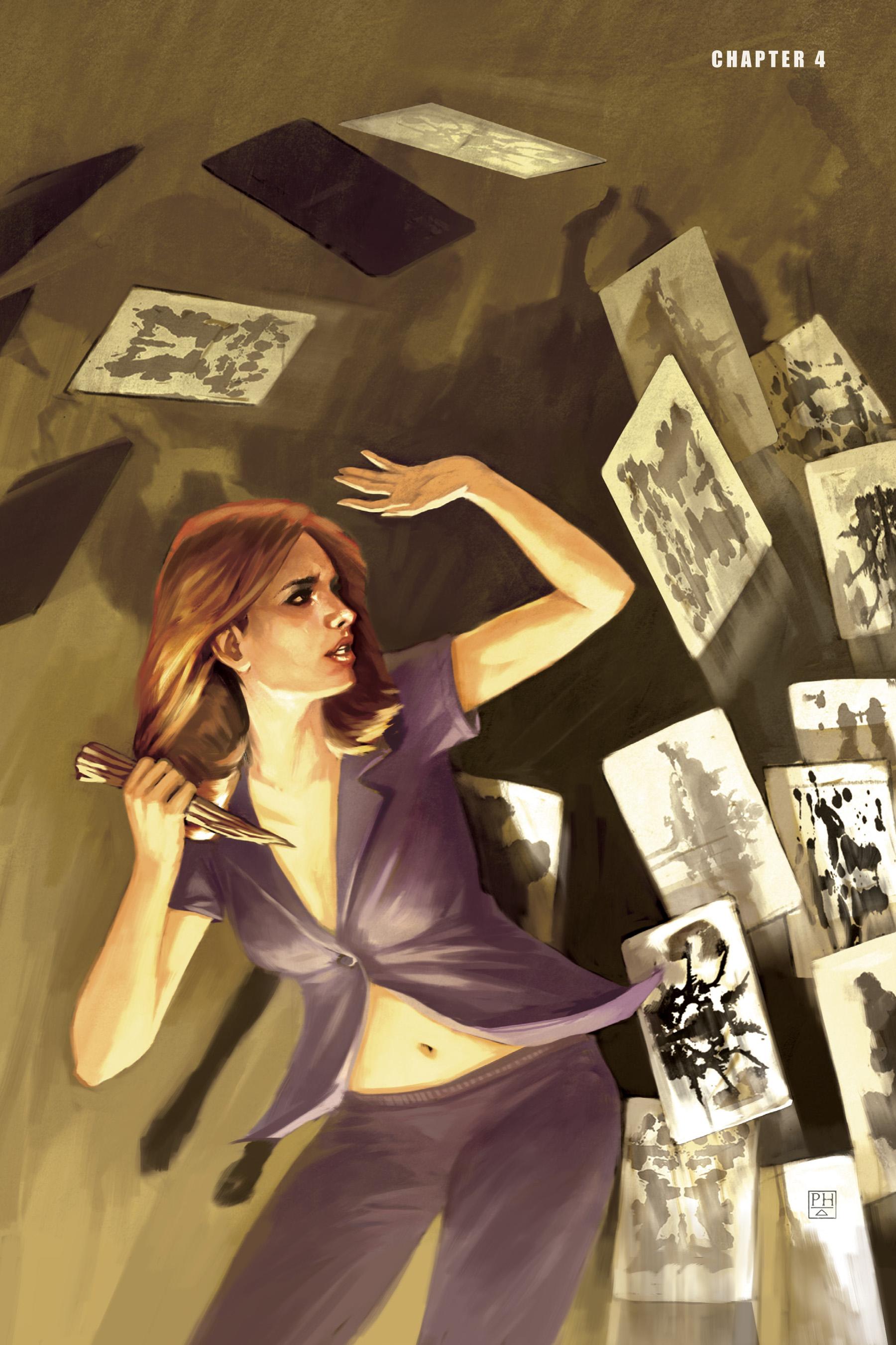 Read online Buffy the Vampire Slayer: Omnibus comic -  Issue # TPB 1 - 279