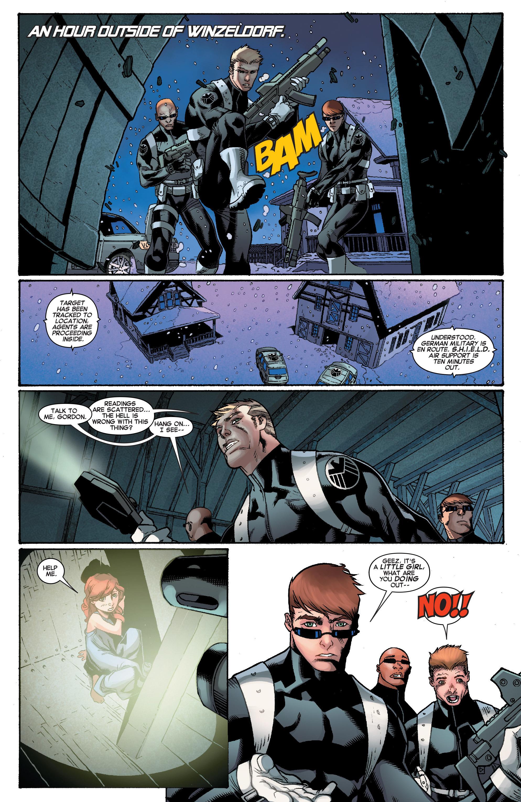 Read online Amazing X-Men (2014) comic -  Issue #14 - 7