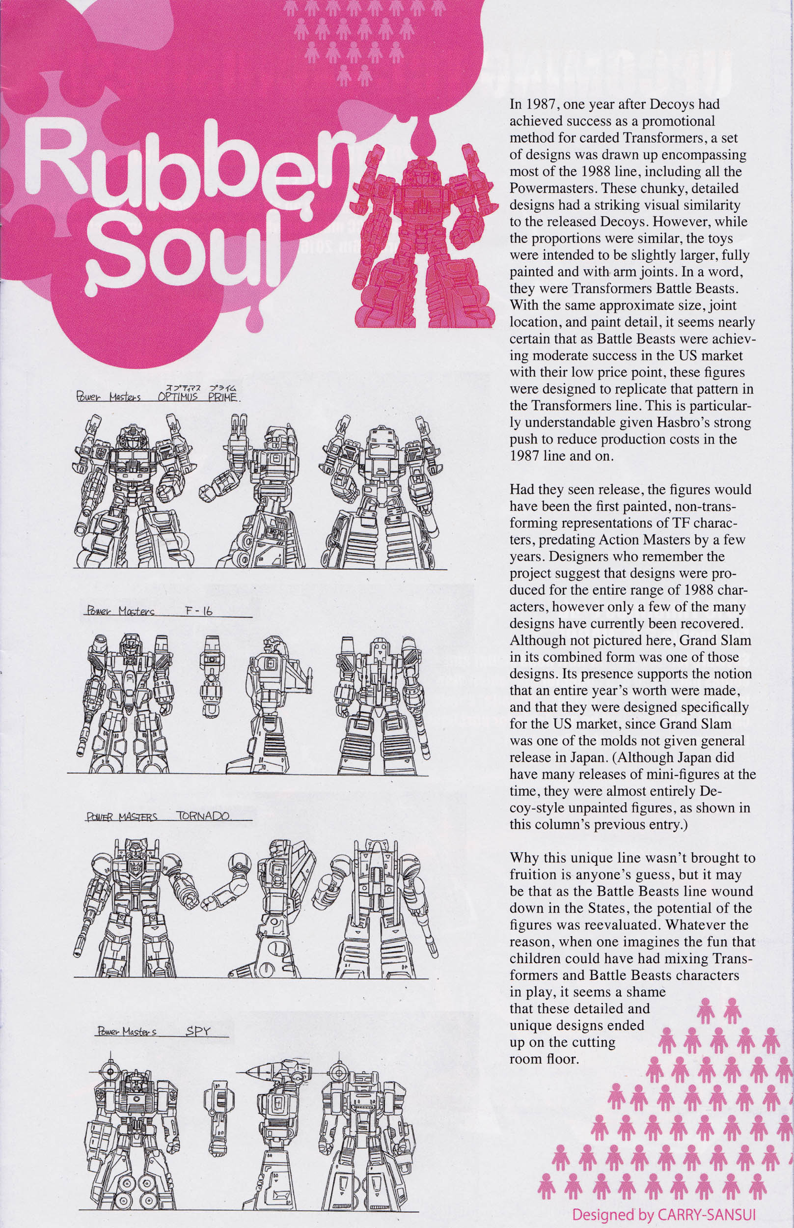 Read online Transformers: Collectors' Club comic -  Issue #67 - 3