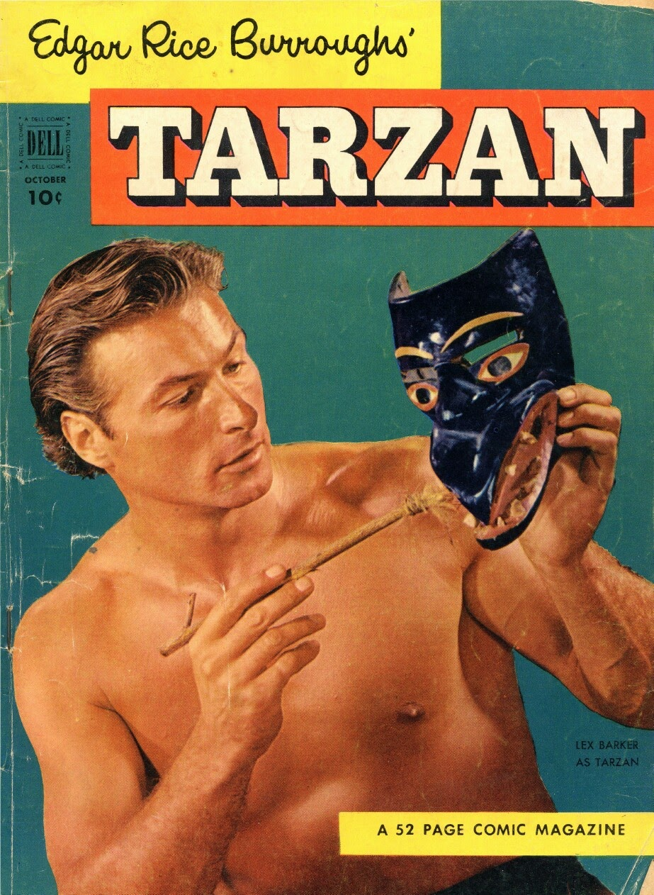 Tarzan (1948) issue 37 - Page 1