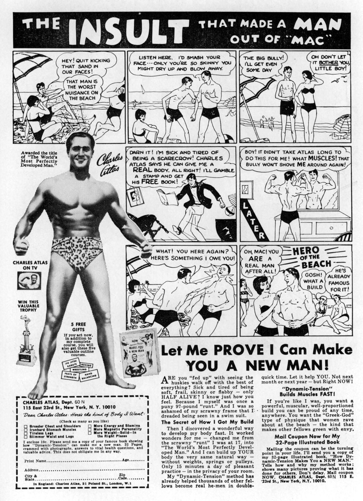 Read online Amazing Adventures (1970) comic -  Issue #22 - 2