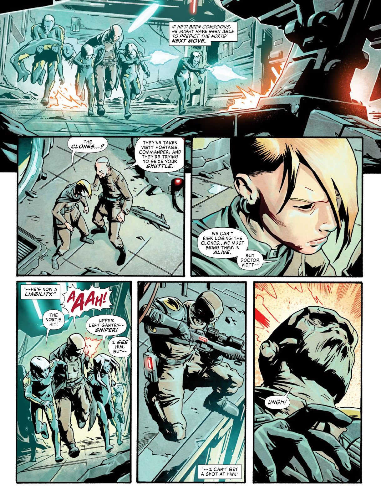 2000 AD issue 2220 - Page 49