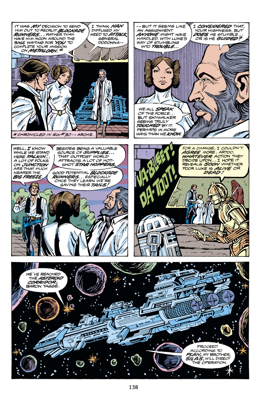 Read online Star Wars Omnibus comic -  Issue # Vol. 14 - 138