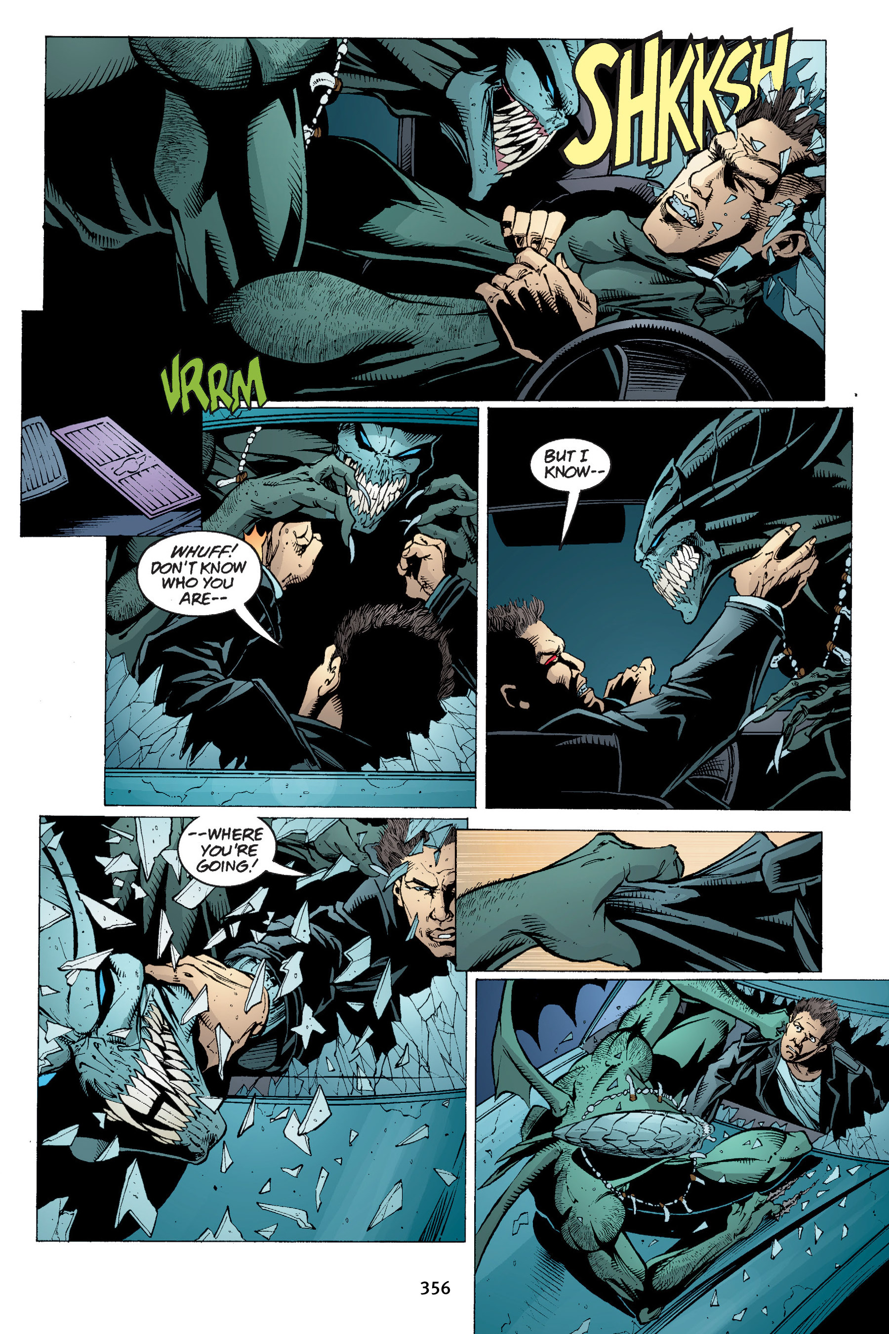 Read online Buffy the Vampire Slayer: Omnibus comic -  Issue # TPB 4 - 352