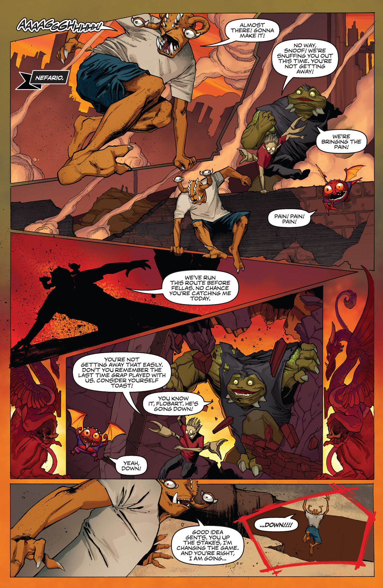 Read online Shrugged (2013) comic -  Issue #1 - 16