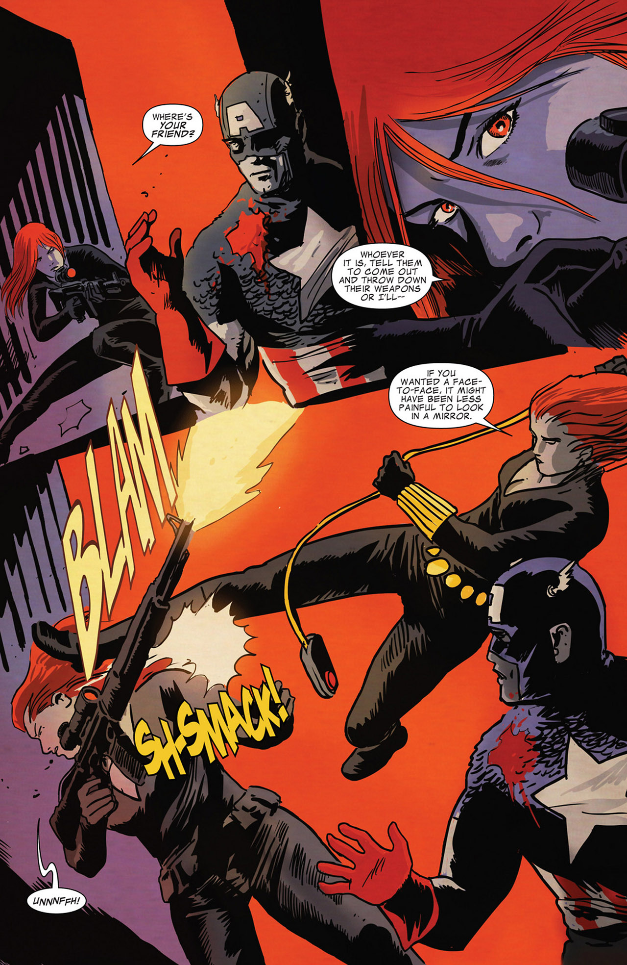 Read online Captain America And Black Widow comic -  Issue #637 - 5