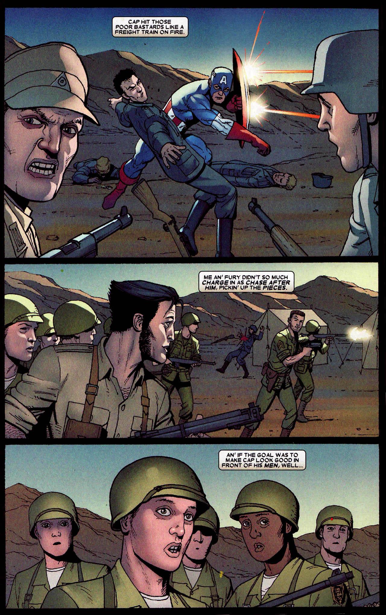 Read online Wolverine: Origins comic -  Issue #18 - 19