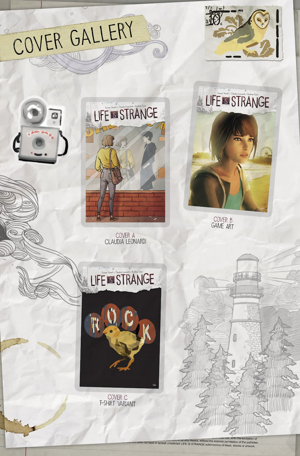 Read online Life is Strange comic -  Issue #7 - 29