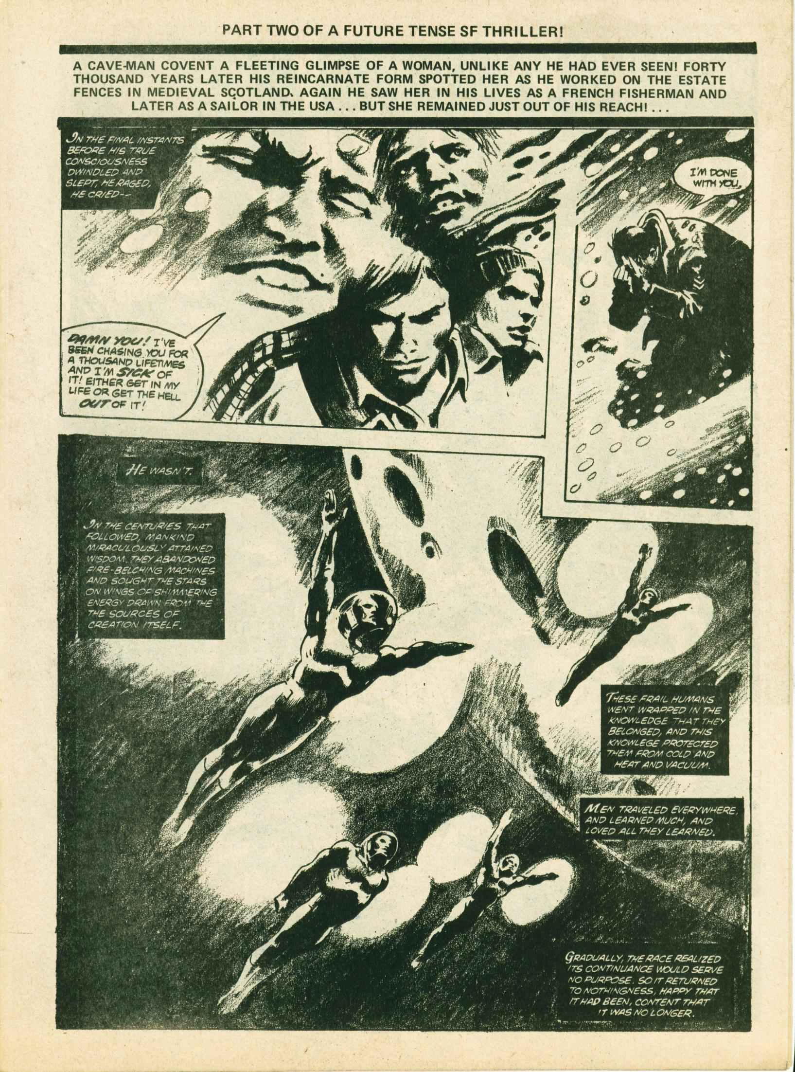 Read online Future Tense comic -  Issue #13 - 21