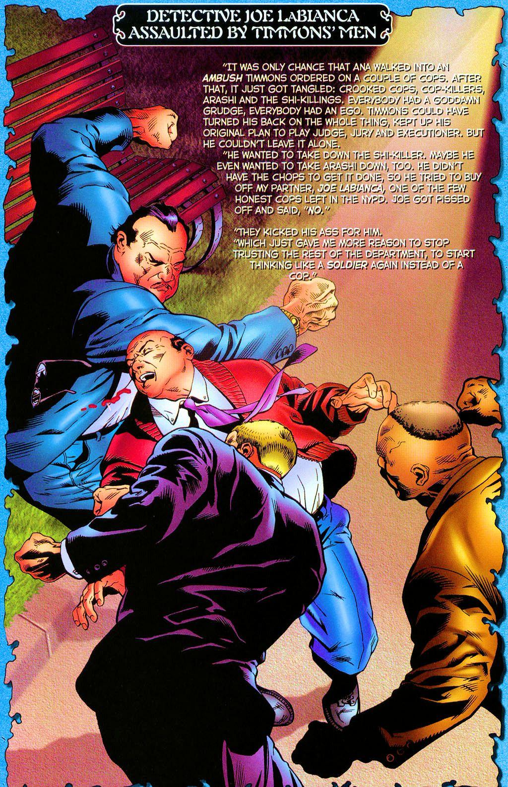 Read online Shi: Rekishi comic -  Issue #2 - 9