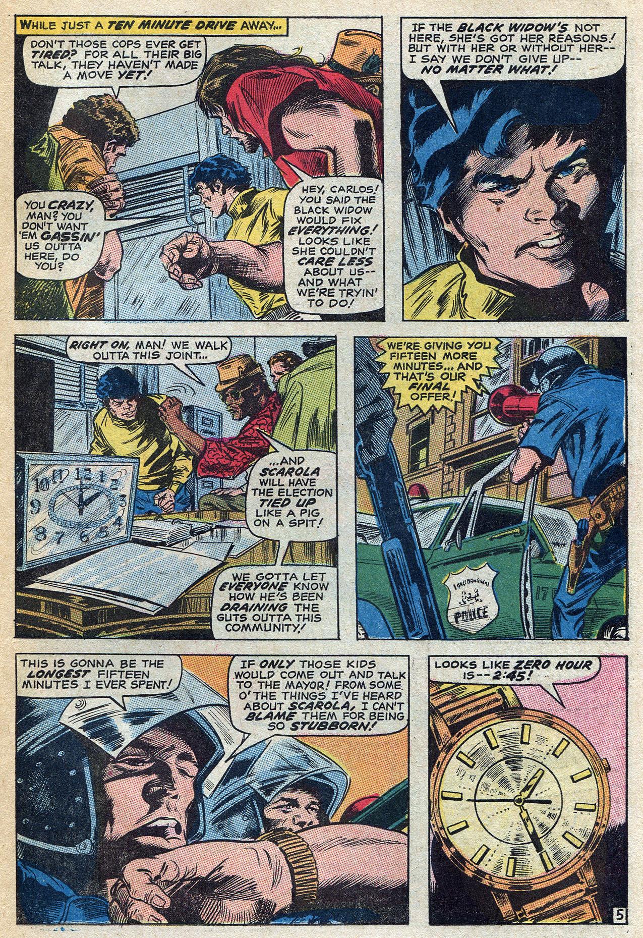 Read online Amazing Adventures (1970) comic -  Issue #4 - 23