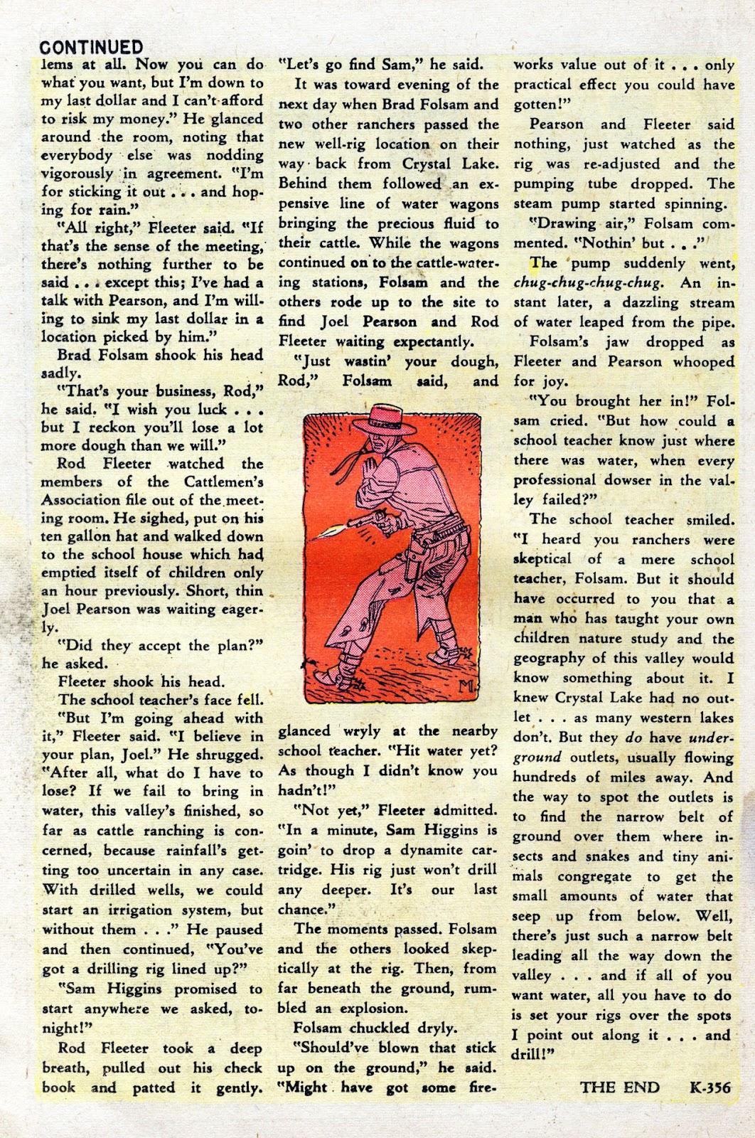 Gunsmoke Western issue 60 - Page 26