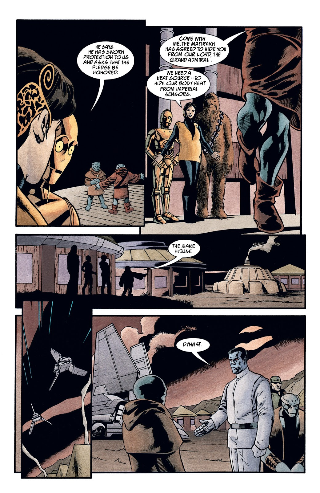 Read online Star Wars Legends: The New Republic - Epic Collection comic -  Issue # TPB 4 (Part 2) - 96