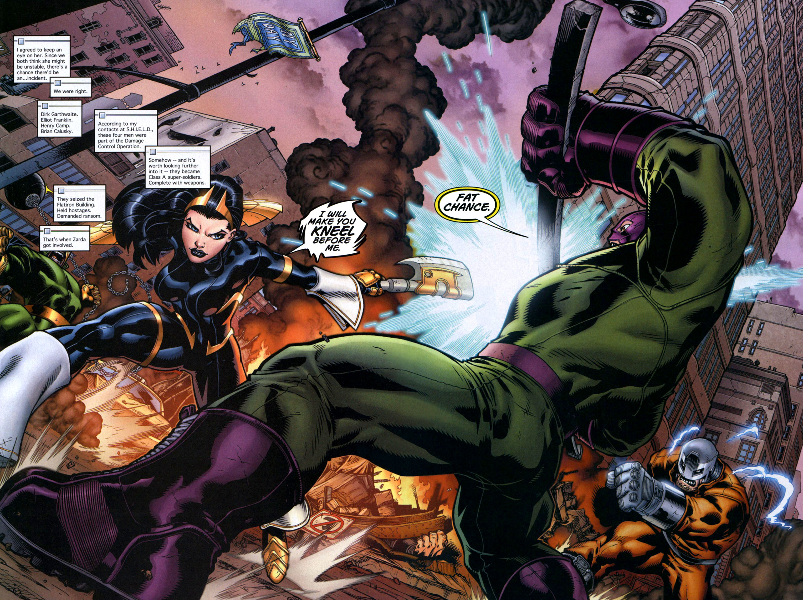 Read online Ultimate Hulk Annual comic -  Issue # Full - 3