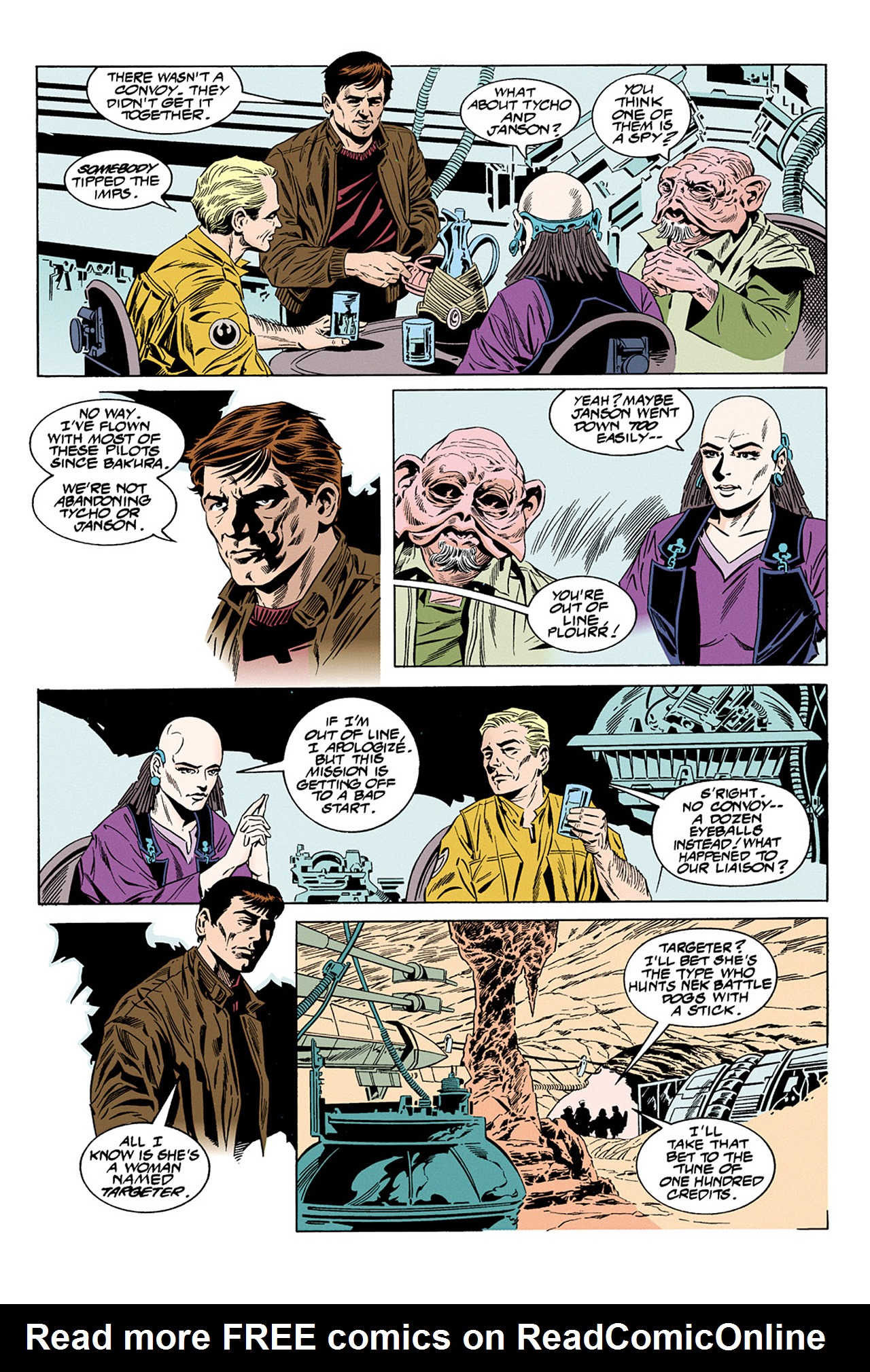 Read online Star Wars Omnibus comic -  Issue # Vol. 1 - 81