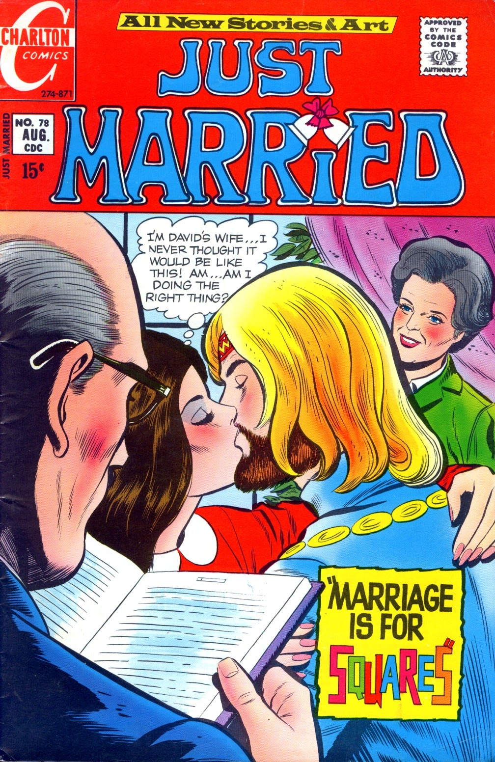 Just Married issue 78 - Page 1