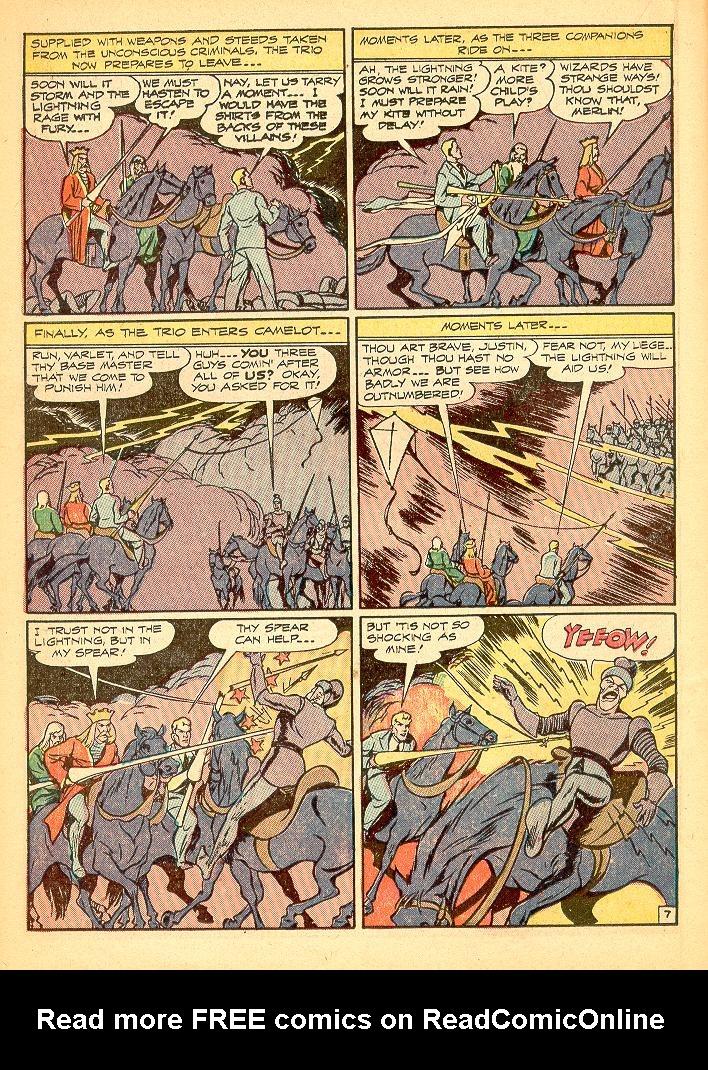 Read online Adventure Comics (1938) comic -  Issue #91 - 26