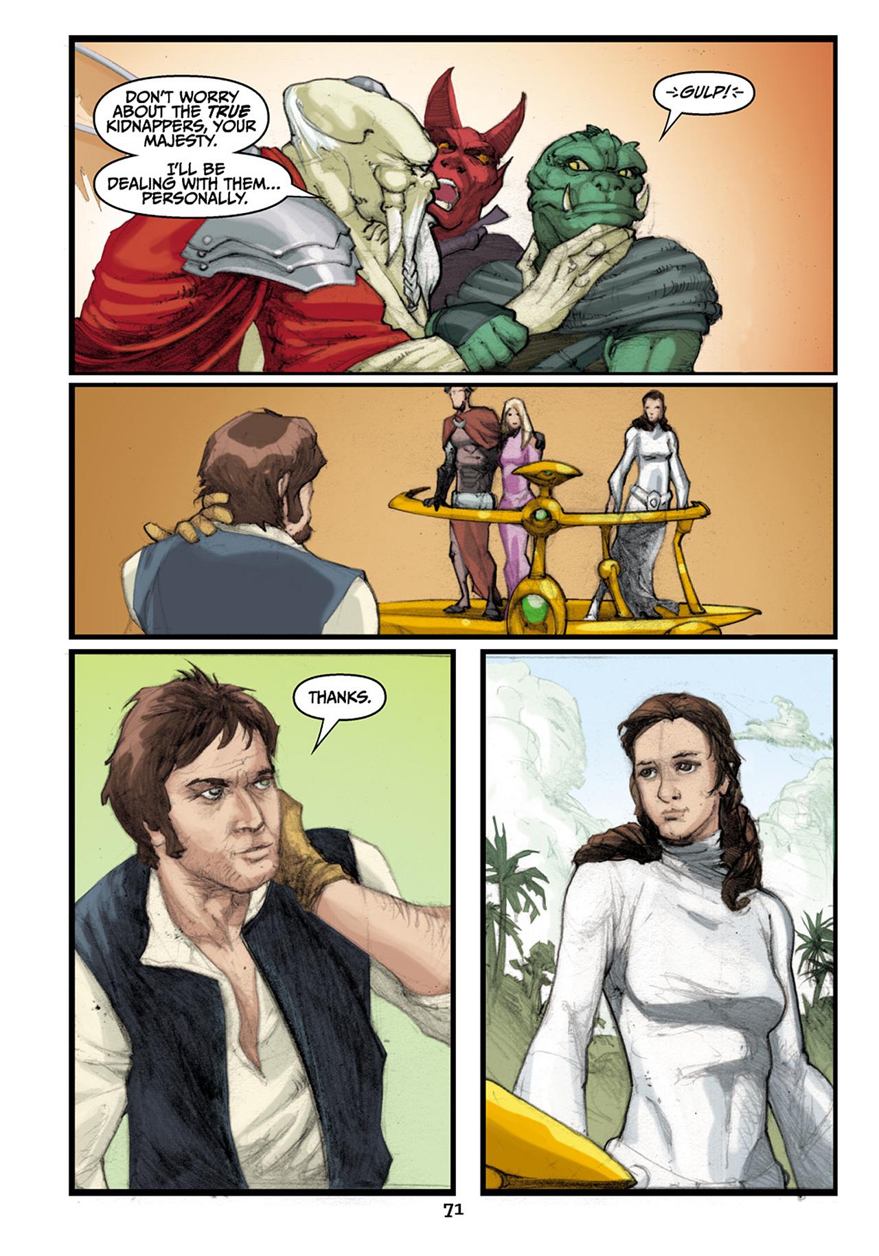 Read online Star Wars Omnibus comic -  Issue # Vol. 33 - 153