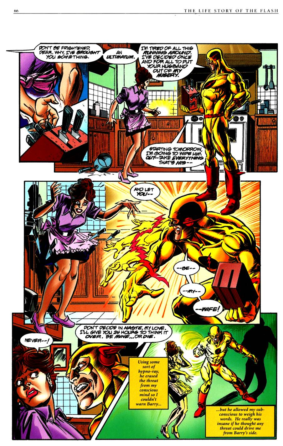 Read online The Life Story of the Flash comic -  Issue # Full - 68