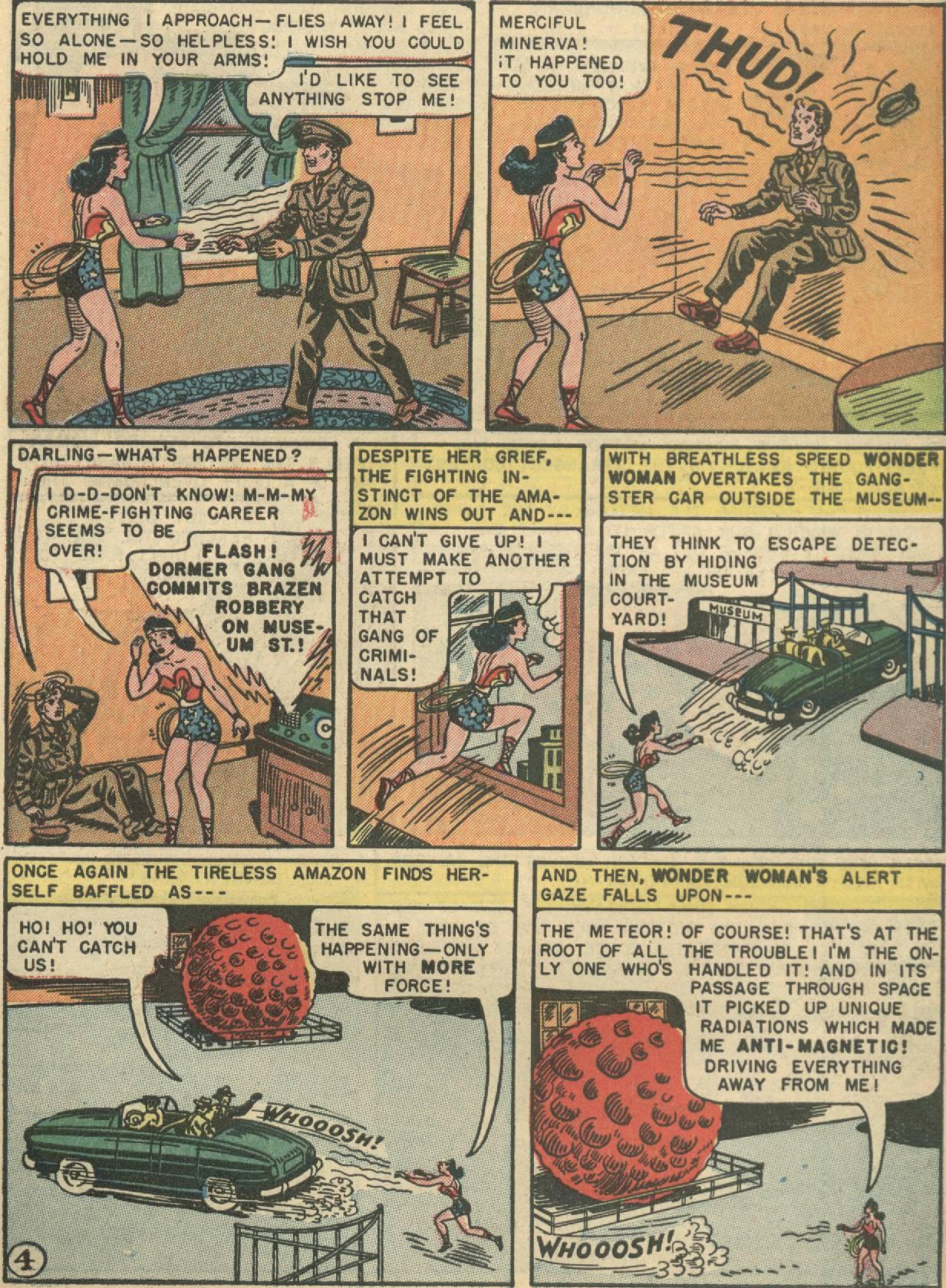 Read online Wonder Woman (1942) comic -  Issue #67 - 30