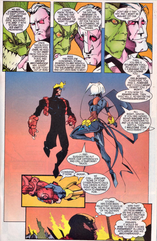 Read online Uncanny X-Men (1963) comic -  Issue # _Annual 1997 - 17