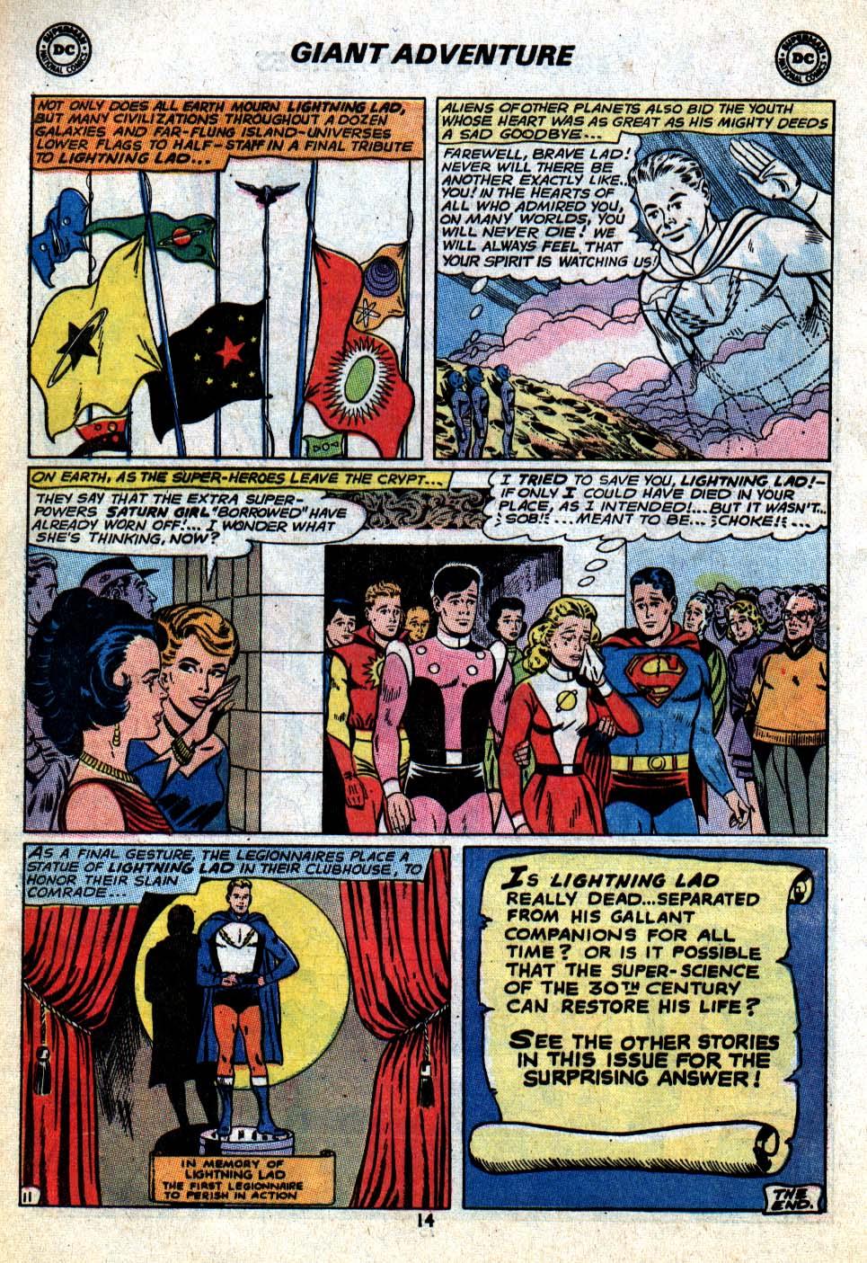Read online Adventure Comics (1938) comic -  Issue #403 - 16