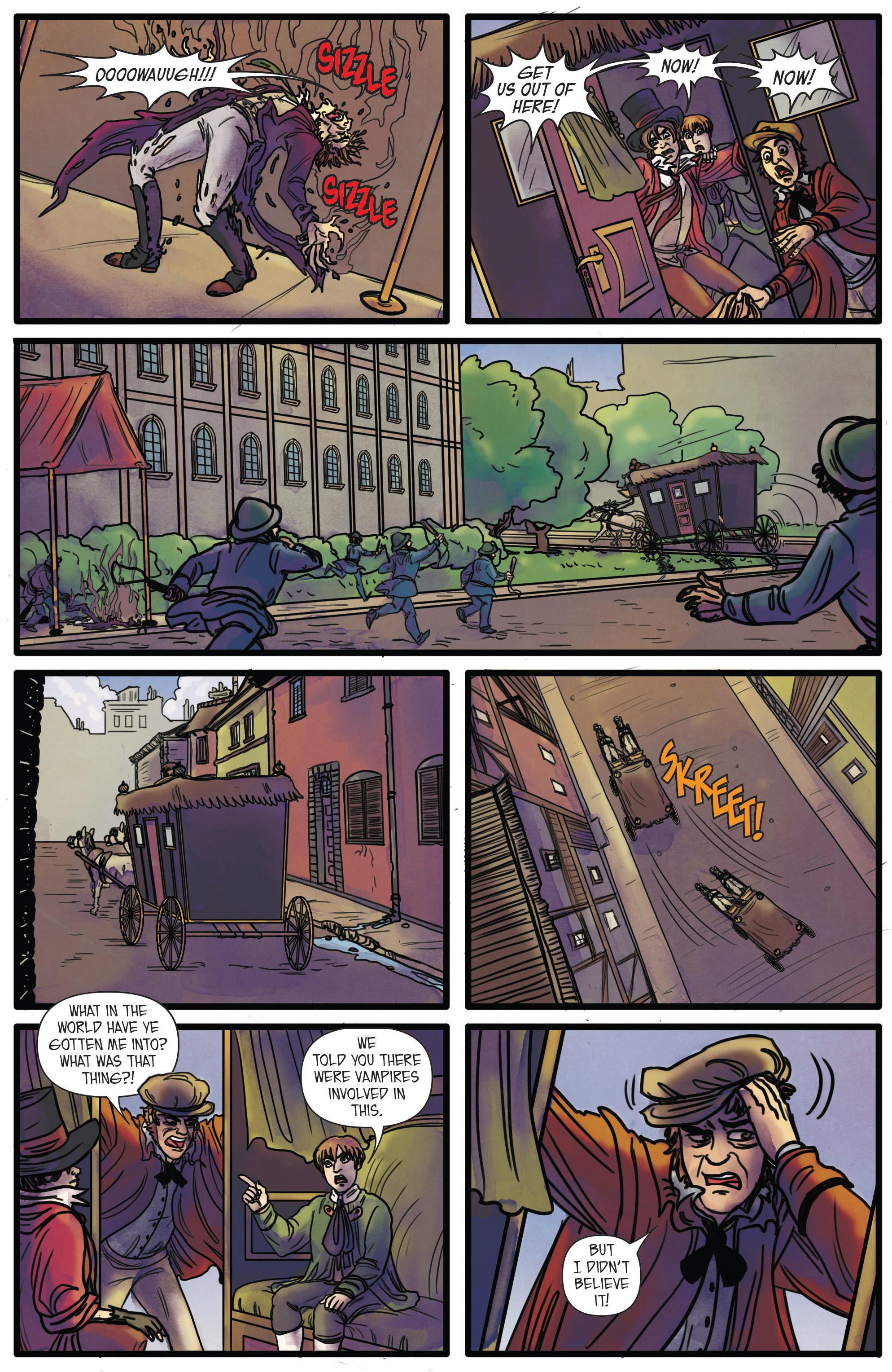 Read online Artful comic -  Issue #3 - 23