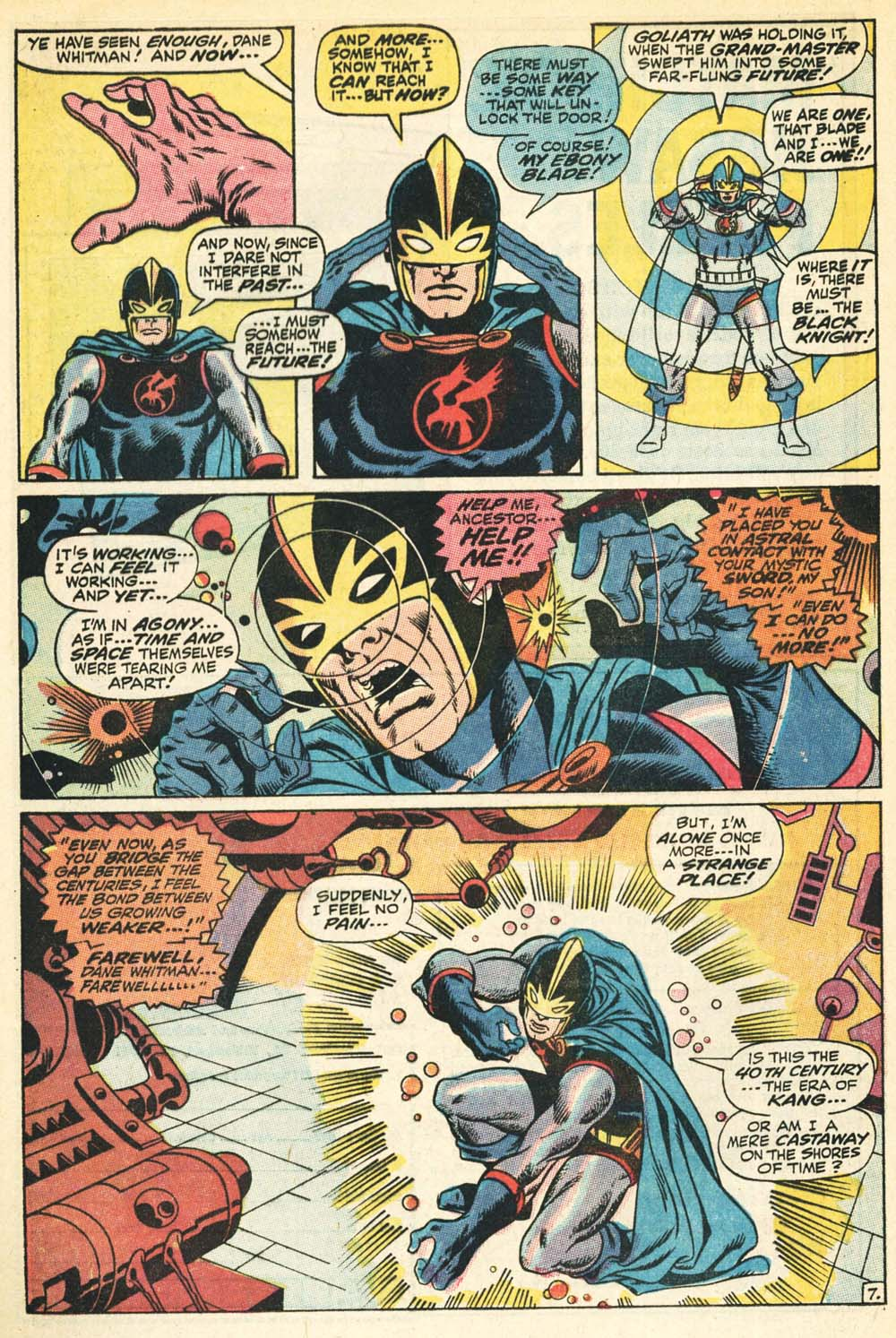 The Avengers (1963) 71 Page 7