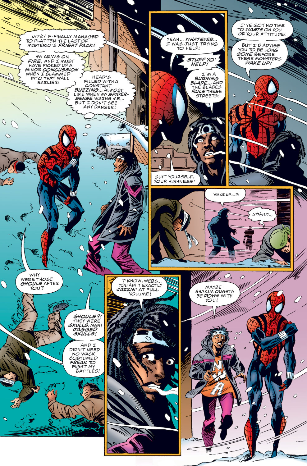 The Amazing Spider-Man (1963) 408 Page 10