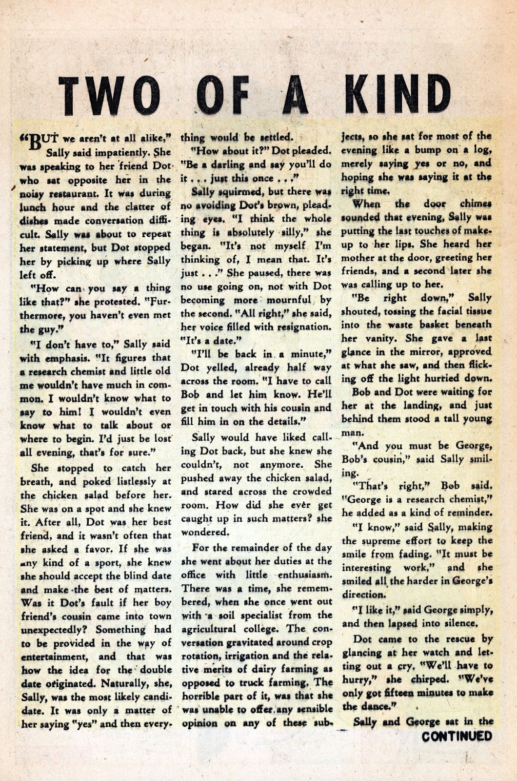 Love Romances (1949) issue 83 - Page 8