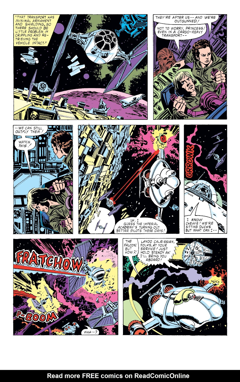 Read online Star Wars Legends: The Original Marvel Years - Epic Collection comic -  Issue # TPB 3 (Part 4) - 6