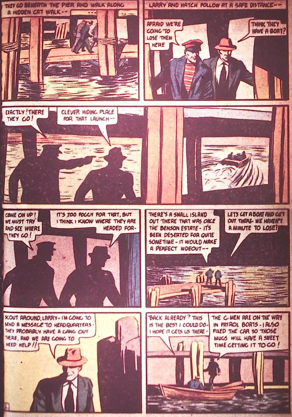 Detective Comics (1937) 8 Page 10