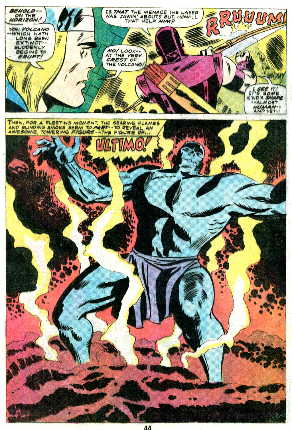 Giant-Size Avengers (1974) issue 5 - Page 35