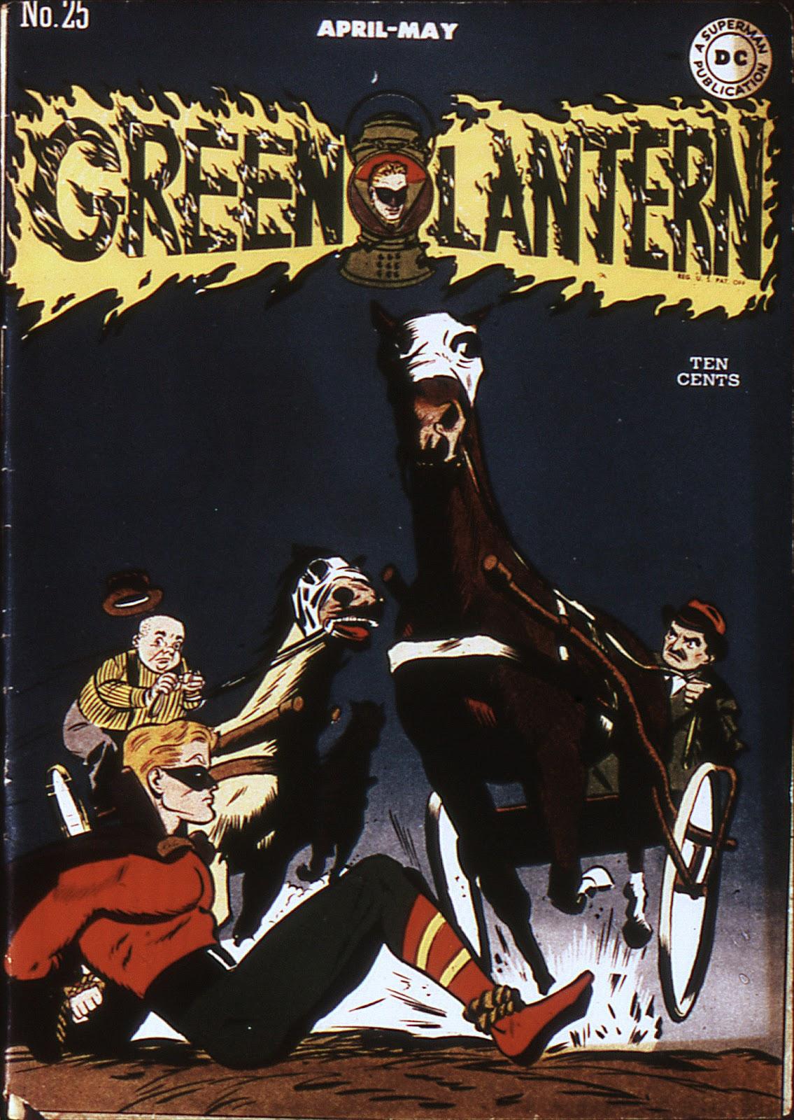 Green Lantern (1941) 25 Page 1