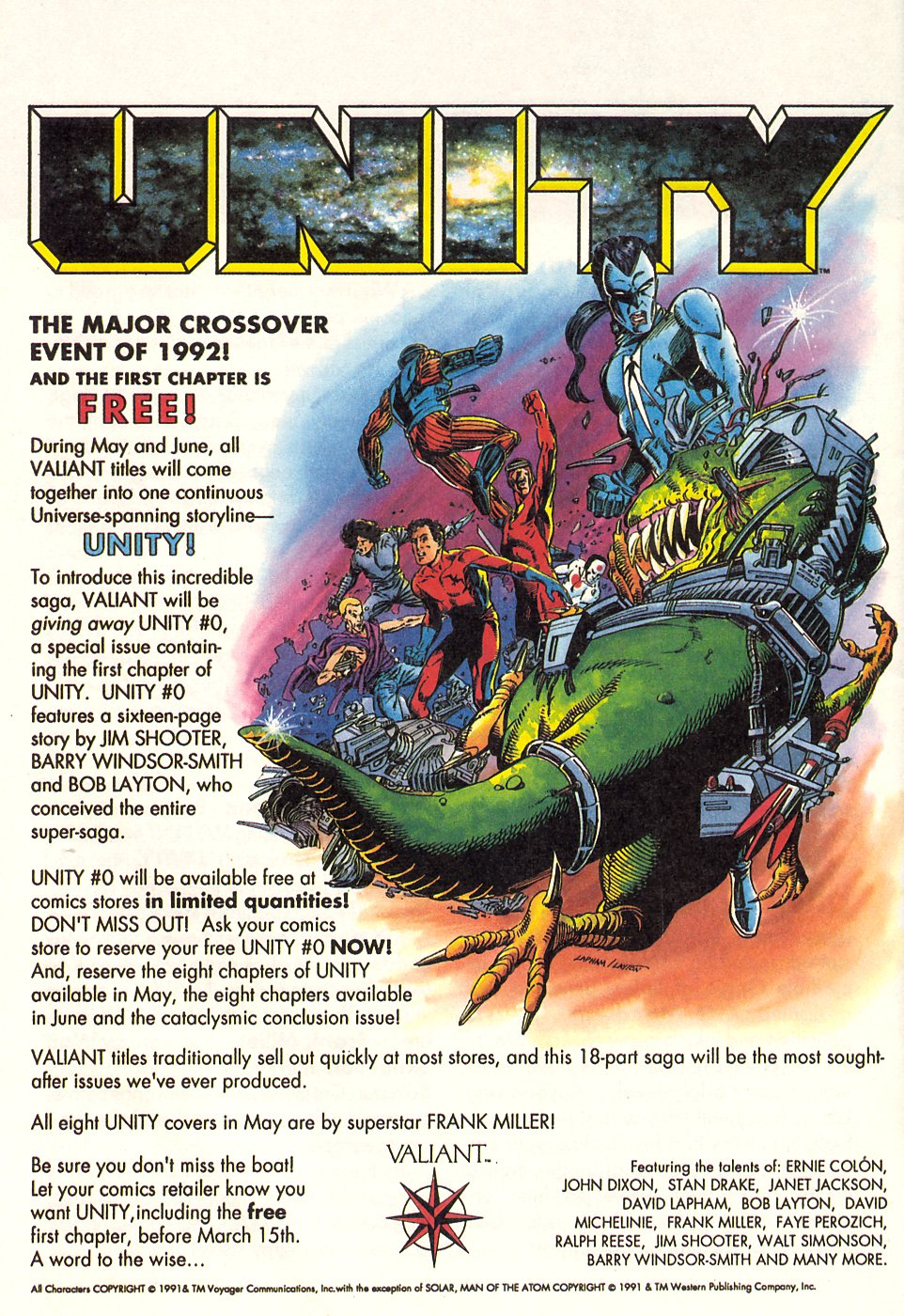 Read online Solar, Man of the Atom comic -  Issue #9 - 41