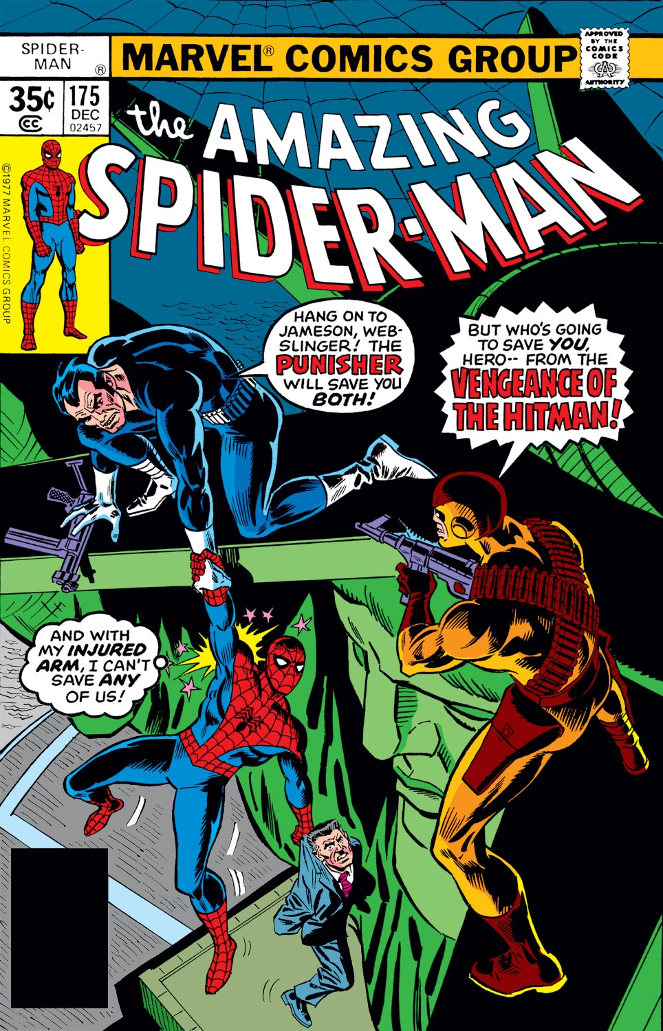 The Amazing Spider-Man (1963) 175 Page 1