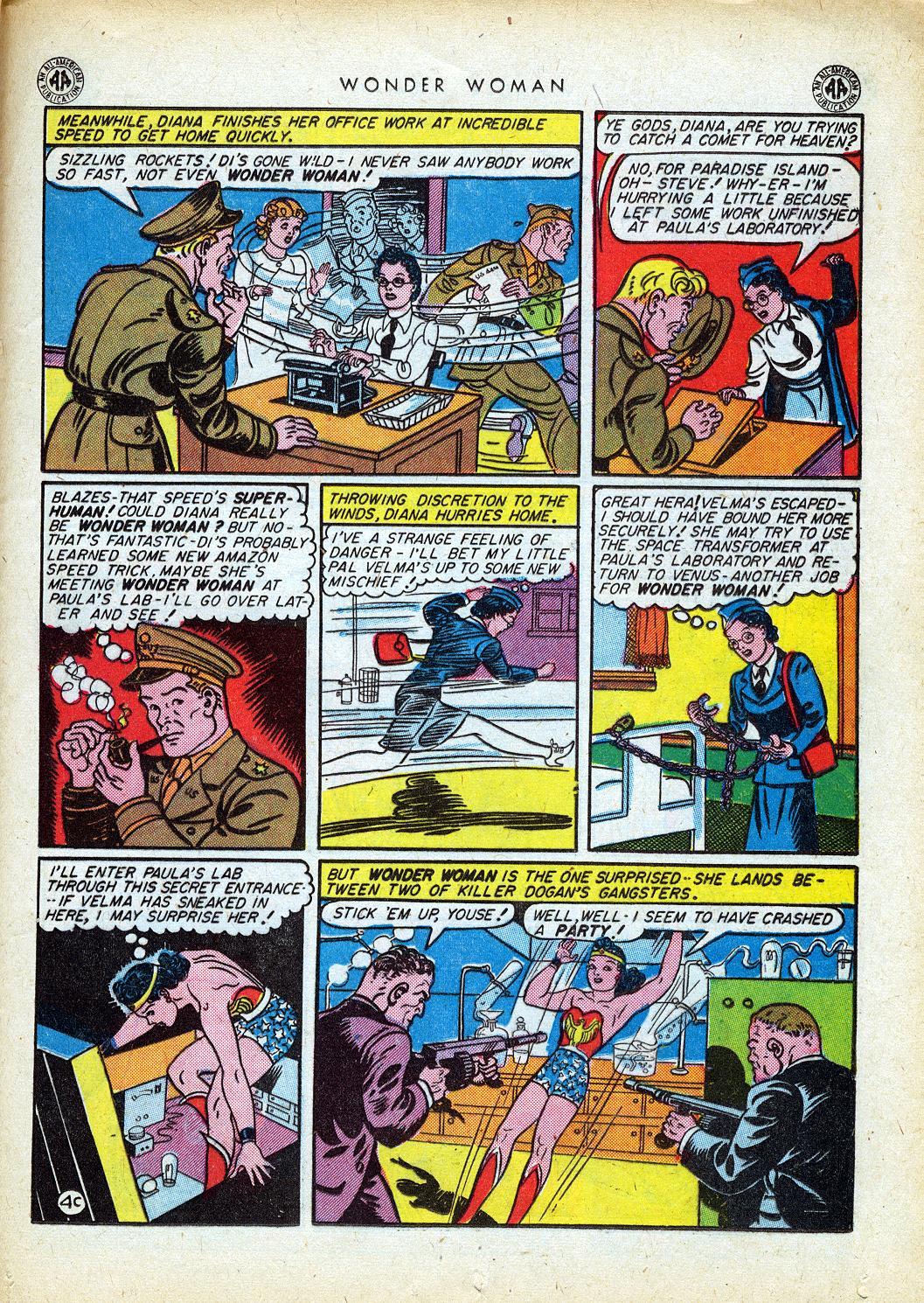 Read online Wonder Woman (1942) comic -  Issue #12 - 37
