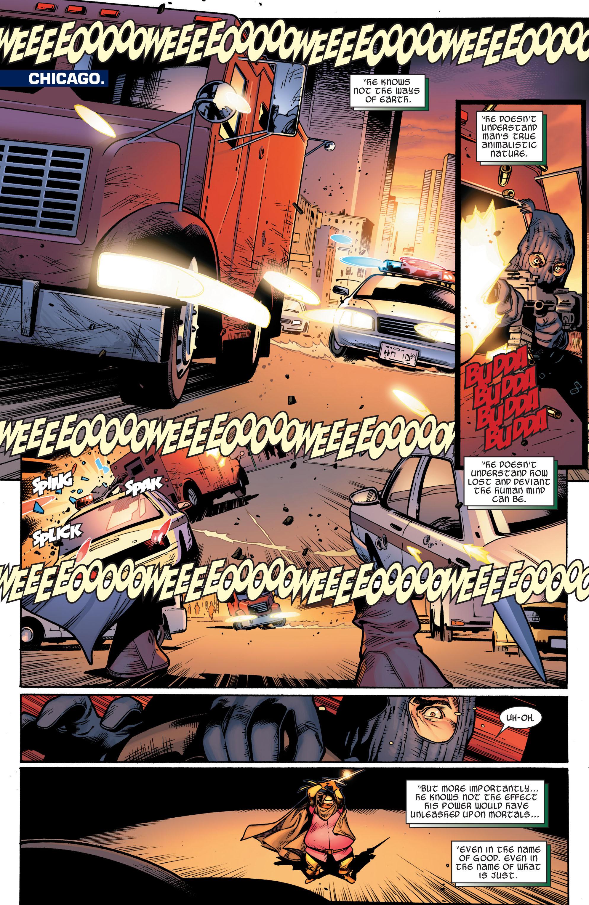Read online Siege (2010) comic -  Issue #1 - 4