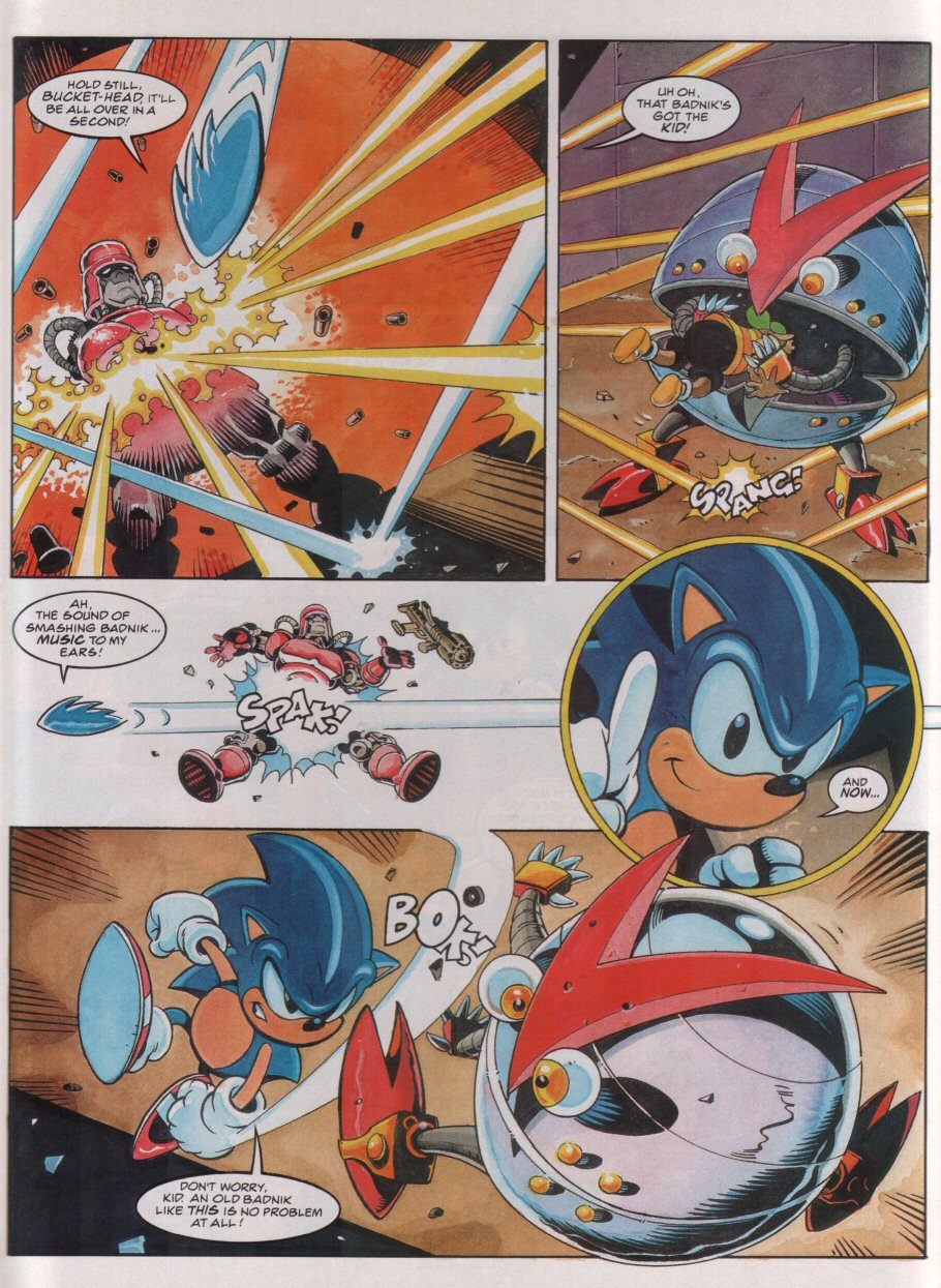 Read online Sonic the Comic comic -  Issue #75 - 7