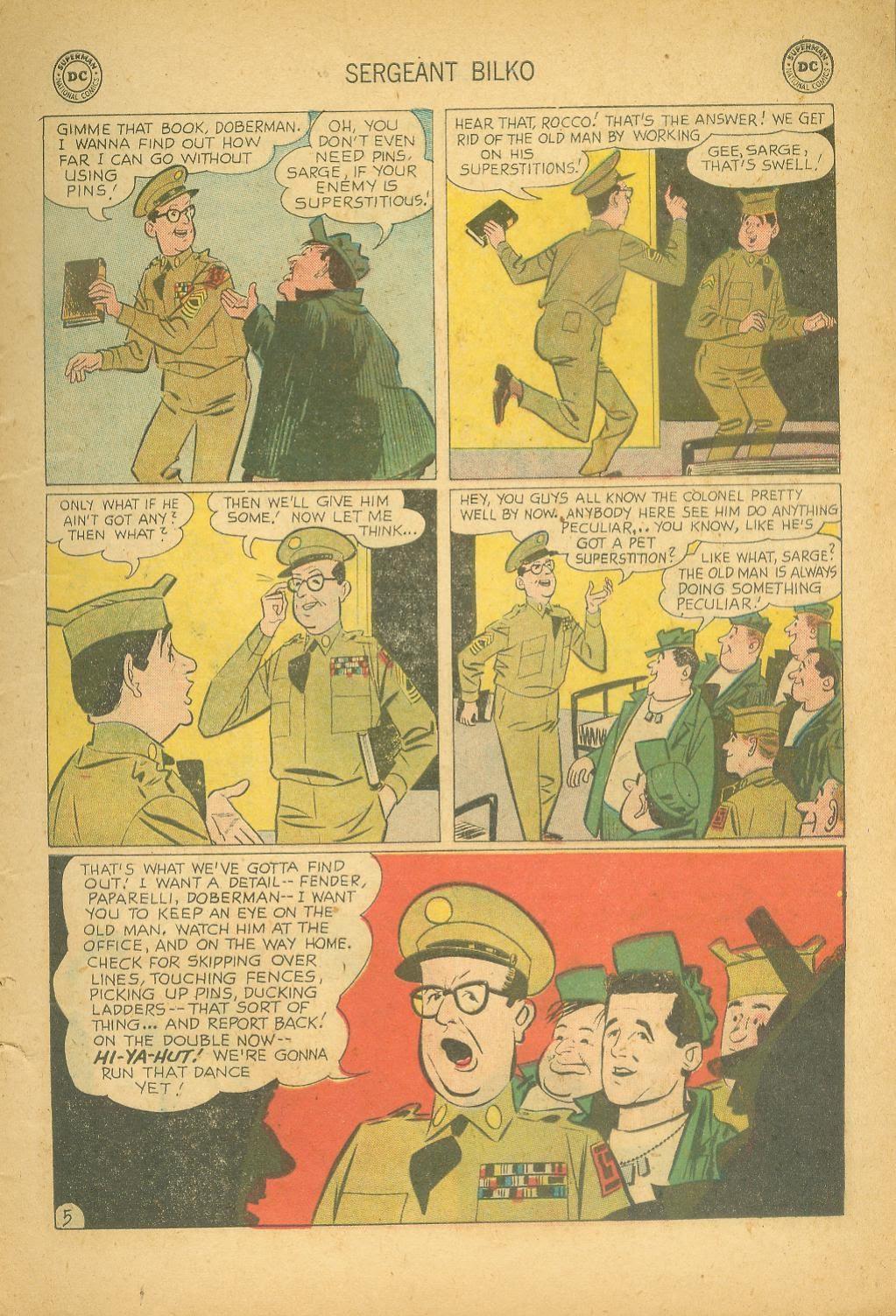 Sergeant Bilko issue 8 - Page 7