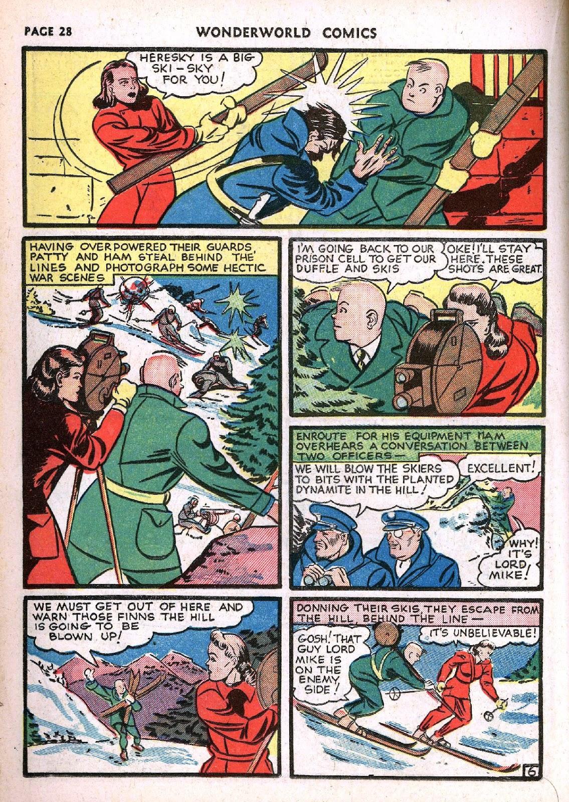 Wonderworld Comics issue 14 - Page 30