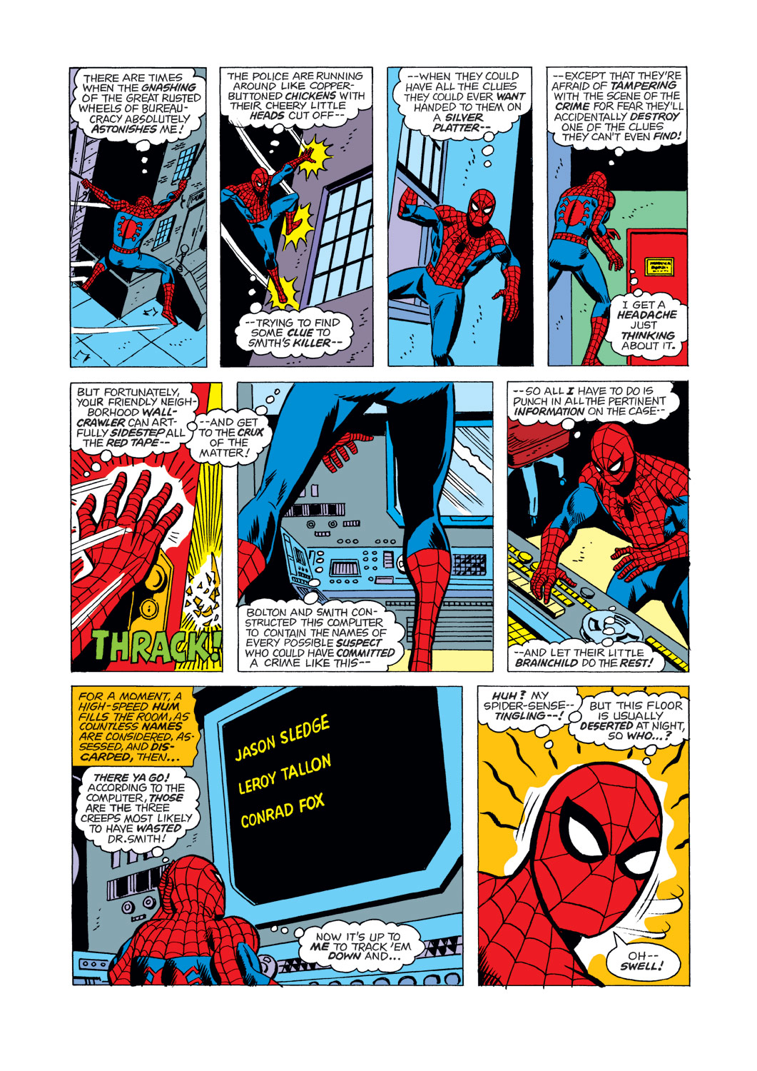 The Amazing Spider-Man (1963) 155 Page 4
