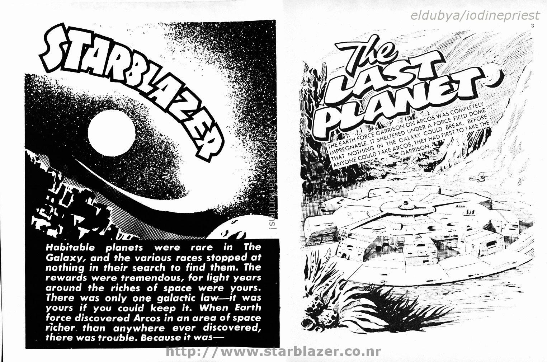 Starblazer issue 98 - Page 3