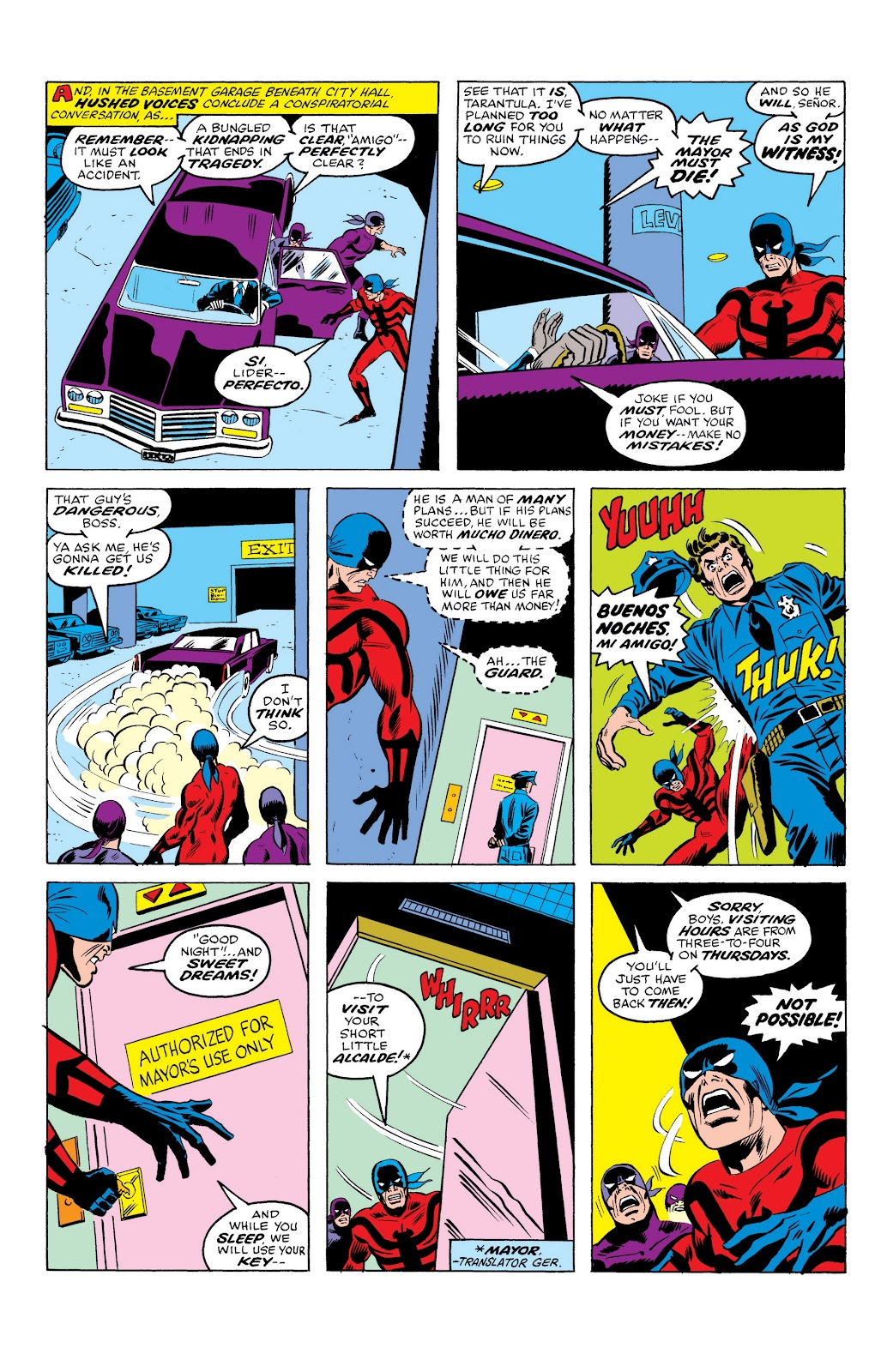 Read online Marvel Masterworks: The Spectacular Spider-Man comic -  Issue # TPB (Part 1) - 17