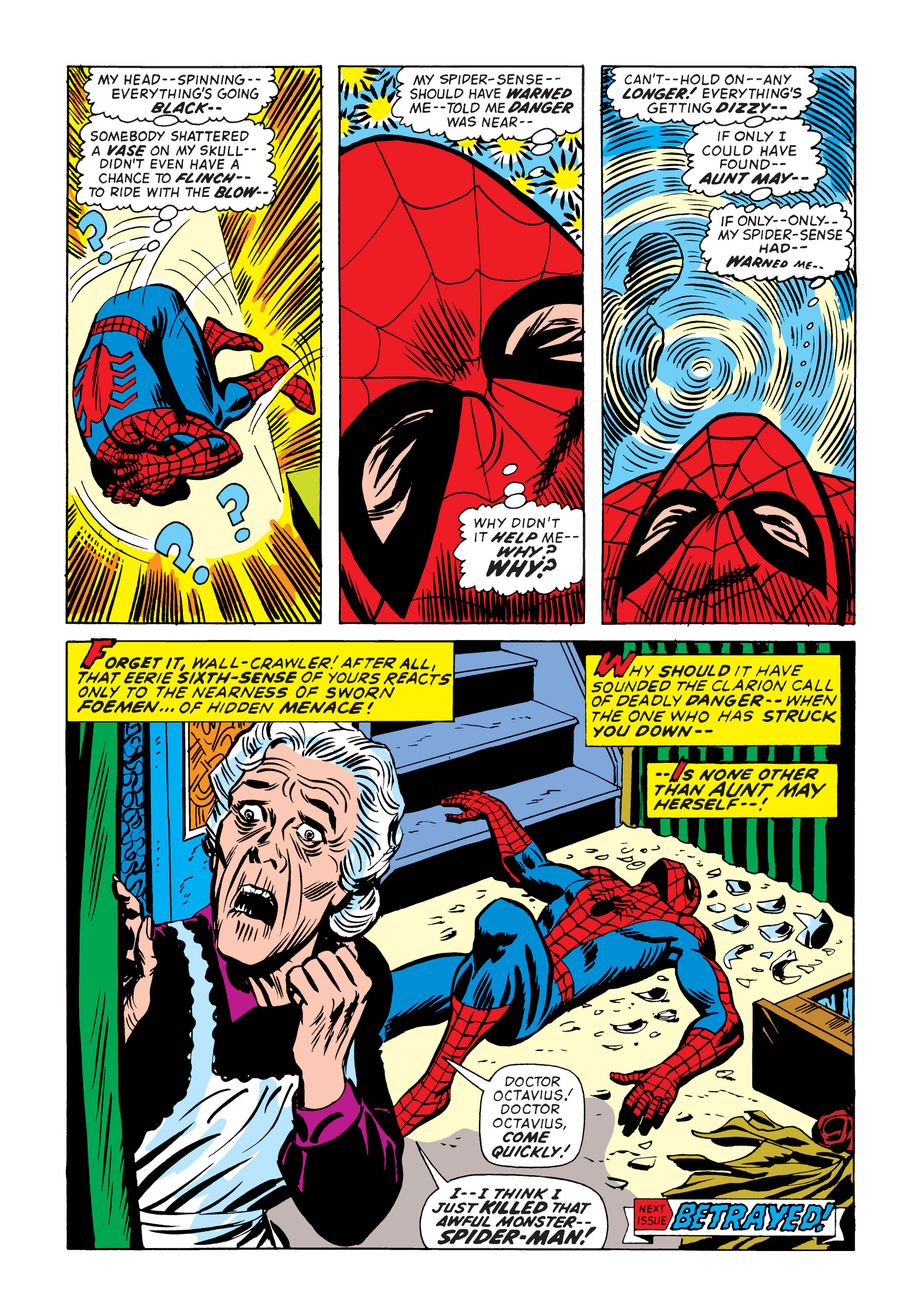 The Amazing Spider-Man (1963) 114 Page 20