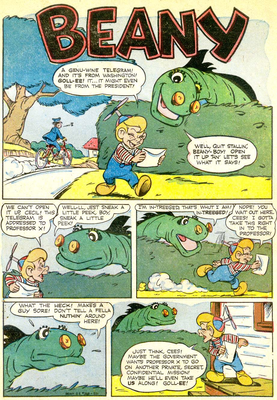 Four Color Comics issue 368 - Page 3