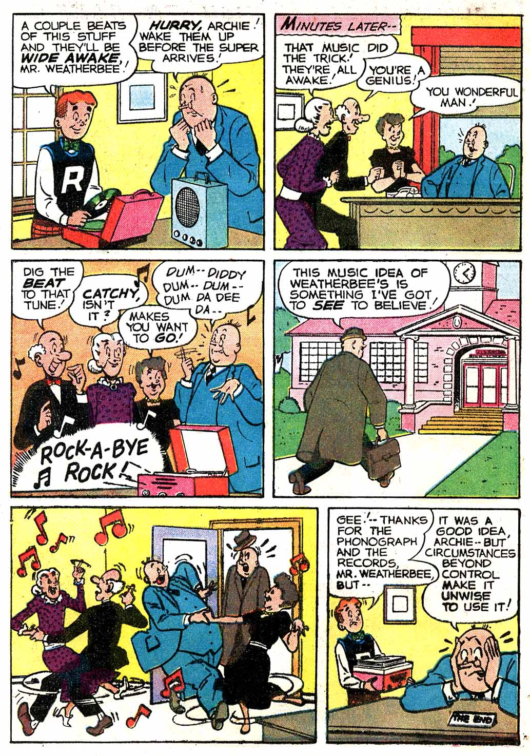 Read online Archie (1960) comic -  Issue #115 - 24