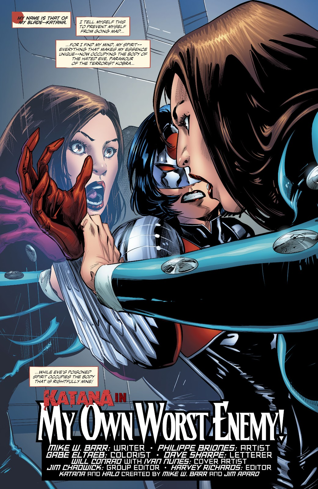 Read online Suicide Squad Black Files comic -  Issue #4 - 3